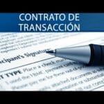 Naturaleza Jurídica del Contrato de Transacción y cualidad de las partes para demandar su nulidad